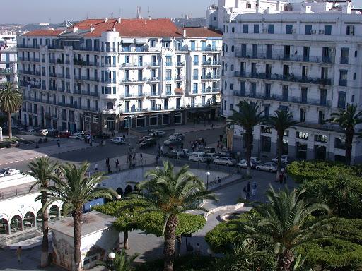 visa affaires Algérie
