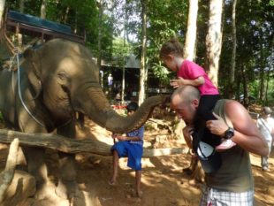 demande visa famille thailande