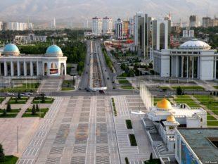 demande visa affaires turkménistan