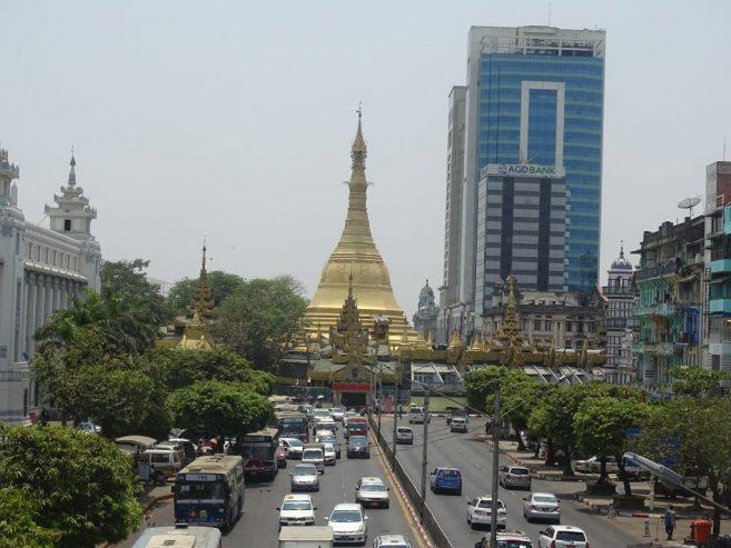 visa affaires Birmanie