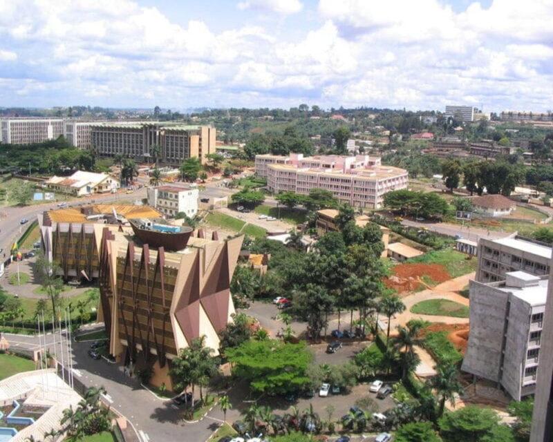 Visa affaires Cameroun