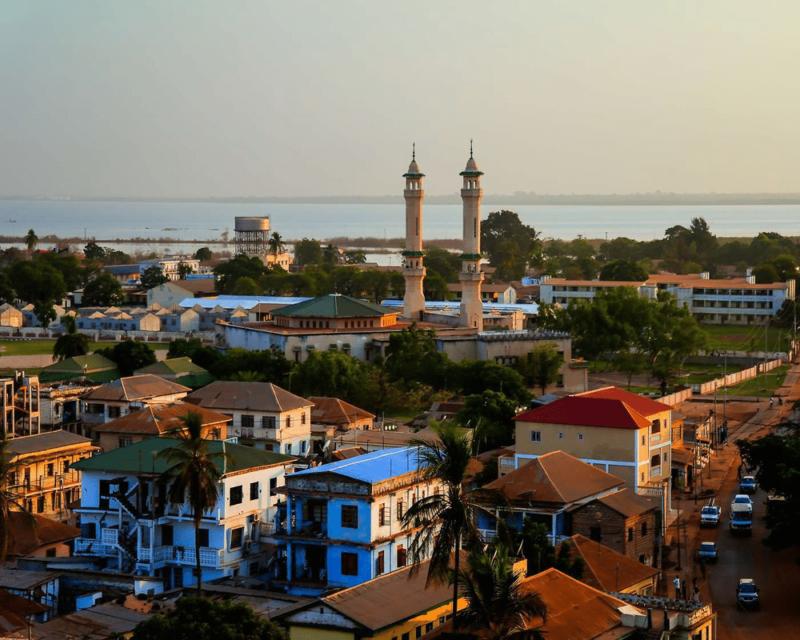 visa affaires Gambie