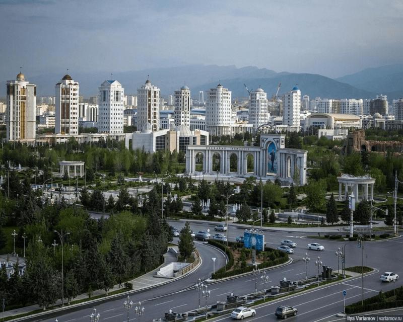 visa affaires Turkménistan