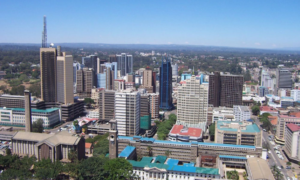 demande visa affaires Kenya