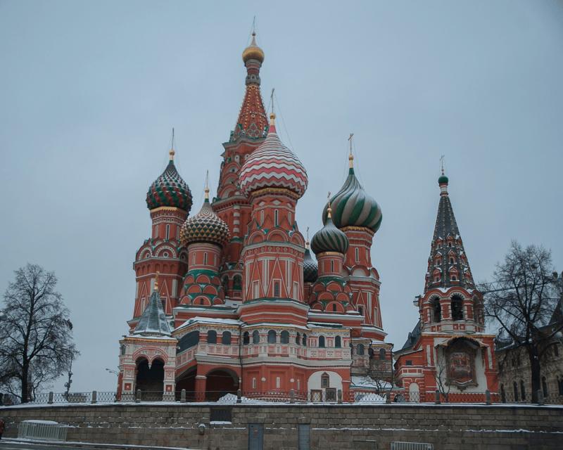 visa humanitaire Russie