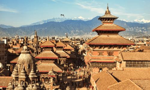 visa affaires Népal