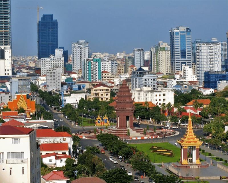 visa affaires Cambodge