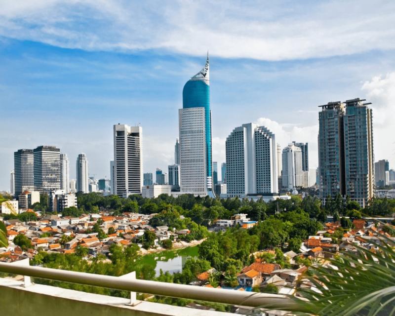 visa affaires Indonésie