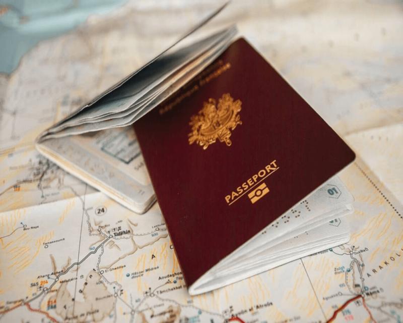 assurance annulation voyage perte de passeport AGENCE VISA
